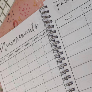Goodbye summer, hello autumn Planner