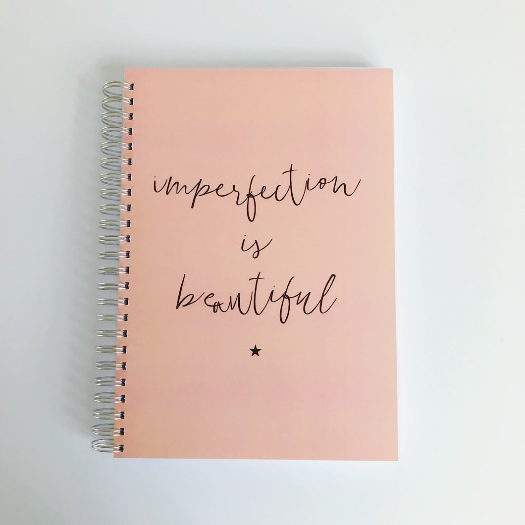 Imperfection is beautiful food diary