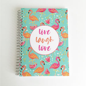Live laugh love planner