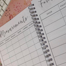 Be the girl who decided to go for it planner