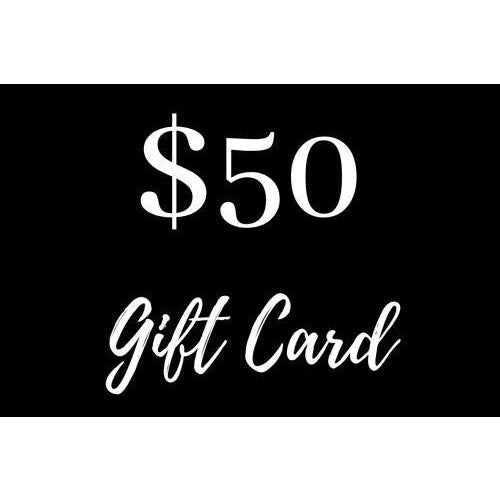 $50 Gift Card - Maison De Luxe French Interiors