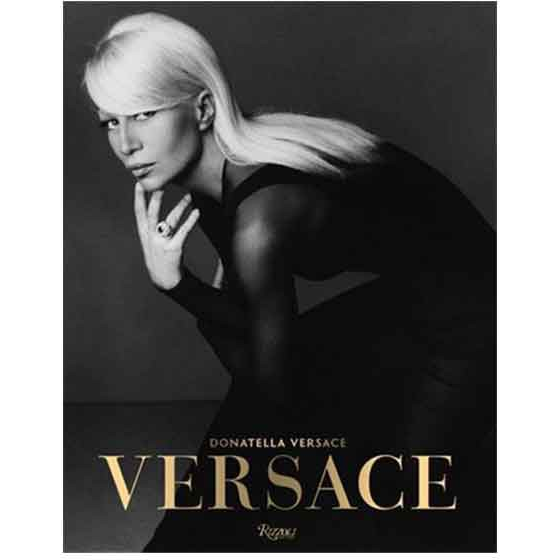 Versace By Donatella Versace Book