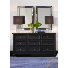 Load image into Gallery viewer, Mercer Drawer Chest Noir