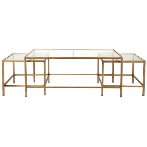 Coco Coffee Table Gold