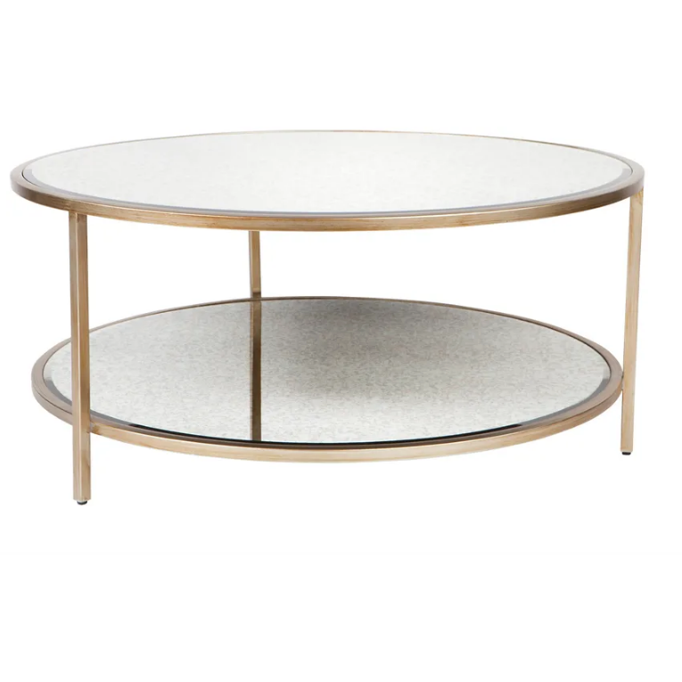 Jaques Coffee Table Gold