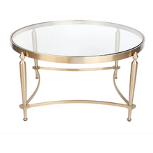 Load image into Gallery viewer, Montgomery Coffee Table Gold