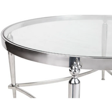 Load image into Gallery viewer, Montgomery Coffee Table Silver