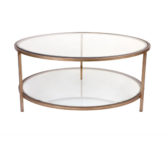Roland Coffee Table Champagne