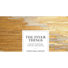 Load image into Gallery viewer, The Finer Things Book