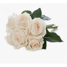 Load image into Gallery viewer, Florence Rose Bouquet Ivory