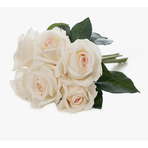 Florence Rose Bouquet Ivory