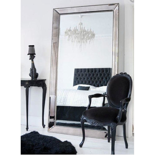 Bordeaux Studded Mirror (Various Sizes) - Maison De Luxe French Interiors