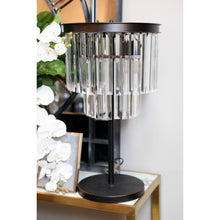 Load image into Gallery viewer, Coco Noir Table Lamp - Maison De Luxe French Interiors