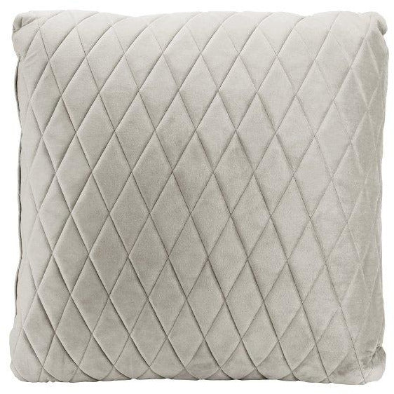 Doyle Cushion Pebble - Maison De Luxe French Interiors