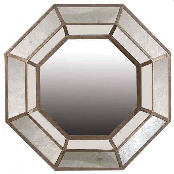 Doyle Octagon Mirror - Maison De Luxe French Interiors