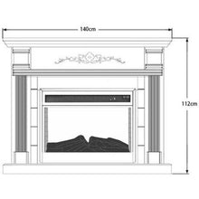 Load image into Gallery viewer, Estate Fireplace - Maison De Luxe French Interiors