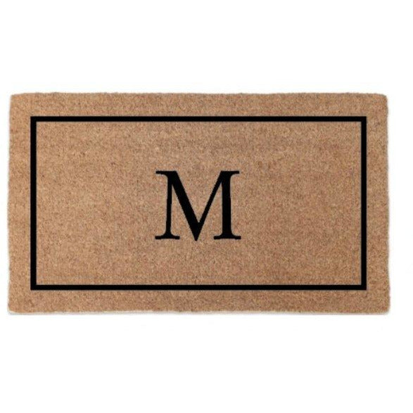 Estate Personalised Doormat - Maison De Luxe French Interiors