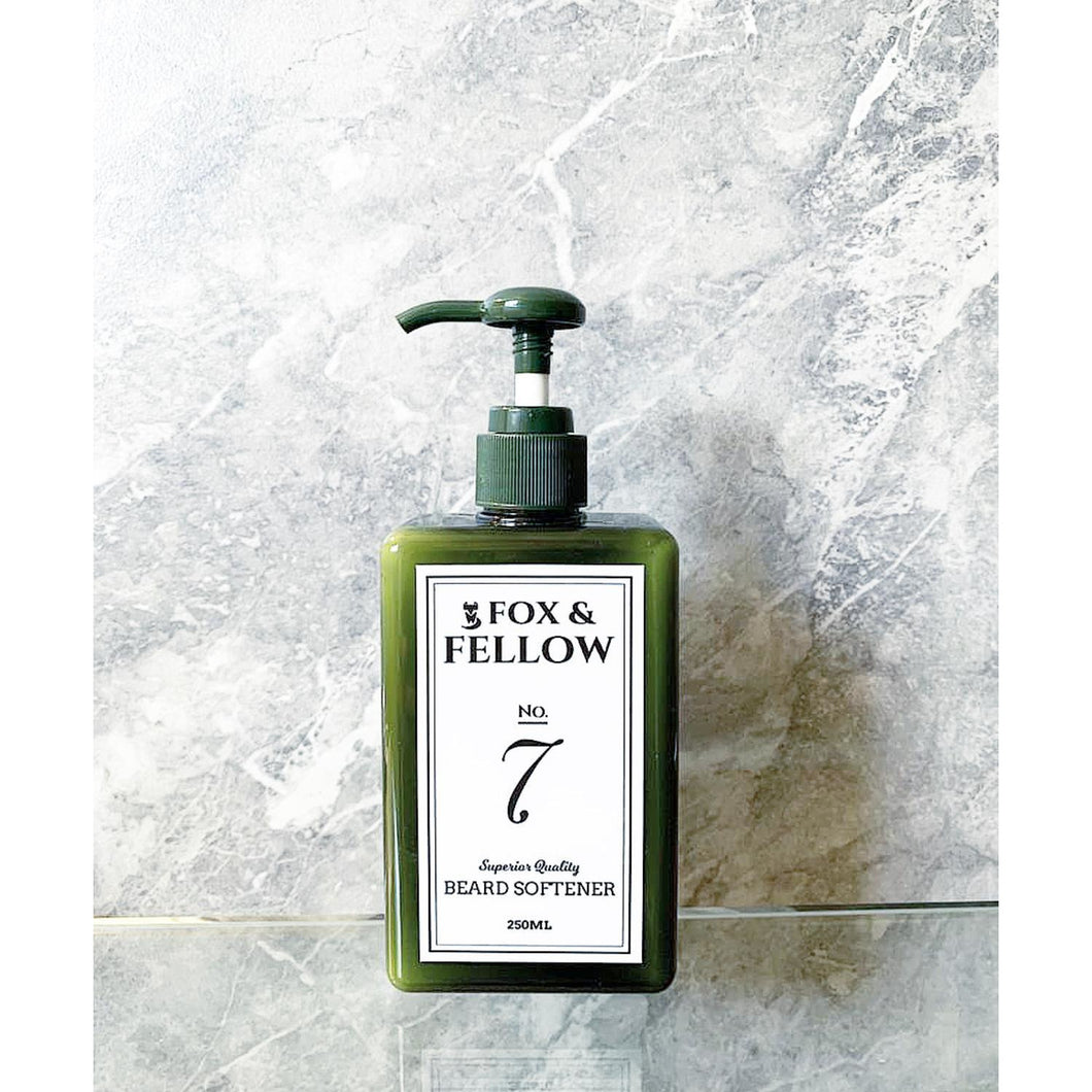 Fox & Fellow Beard Softener No.7 - Maison De Luxe French Interiors