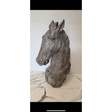 Load image into Gallery viewer, Oliver Horse Bust