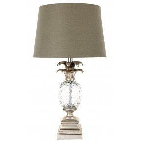 Langley Table Lamp Champagne - Maison De Luxe French Interiors