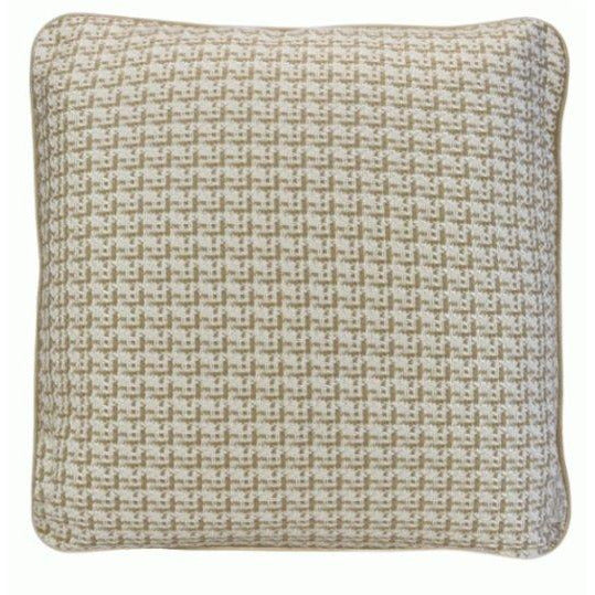 Le Coco Cushion Ivory - Maison De Luxe French Interiors