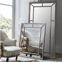 Le Roux Mirror - Maison De Luxe French Interiors