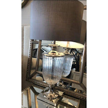 Load image into Gallery viewer, Milan Lamp Silver - Maison De Luxe French Interiors
