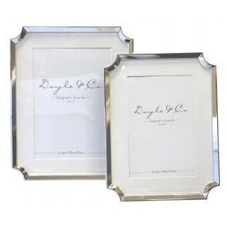 Milano Picture Frame Silver - Maison De Luxe French Interiors