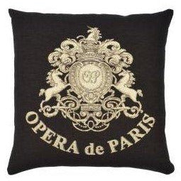 Opera De Paris Cushion - Maison De Luxe French Interiors