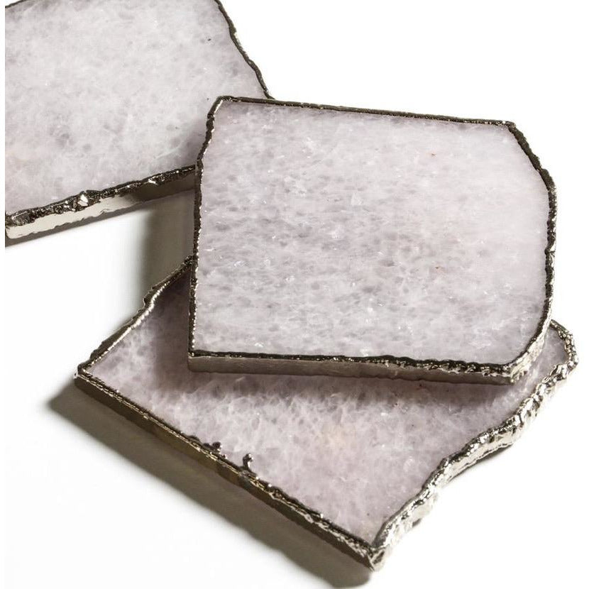Ritz Coasters Set Of 4 - Maison De Luxe French Interiors