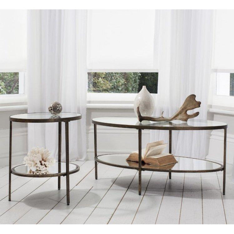 Wilshire Coffee & Side Table - Maison De Luxe French Interiors