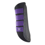 Wolf Wear Sport Brushing Boots - Double Lock