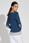 Noel Asmar- Jane Sweater-Navy