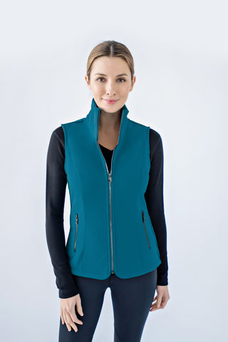 Chesnut Bay - Topper Vest - Ocean Blue