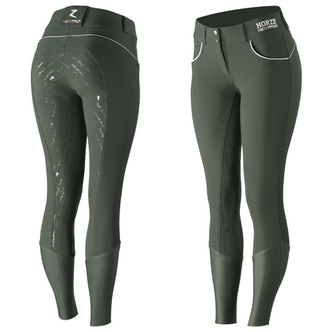 Hoze Nordic Performance Breech - Pine Green