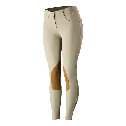 B Vertigo Melissa Breech - Tan with Knee Patch