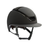 Kask StarLady Riding Helmet - Hunter Black