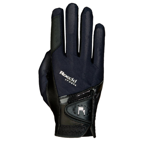 Roeckl Madrid ladies Glove - black