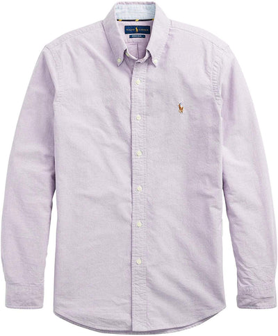 Ralph Lauren Polo Men's Long Sleeve Classic Fit Oxford