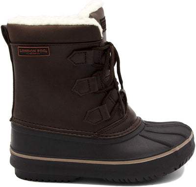 London Fog Boys Cheshire Cold Weather Snow Boot