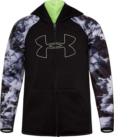 Under Armour Boys' Big Logo Hoodie