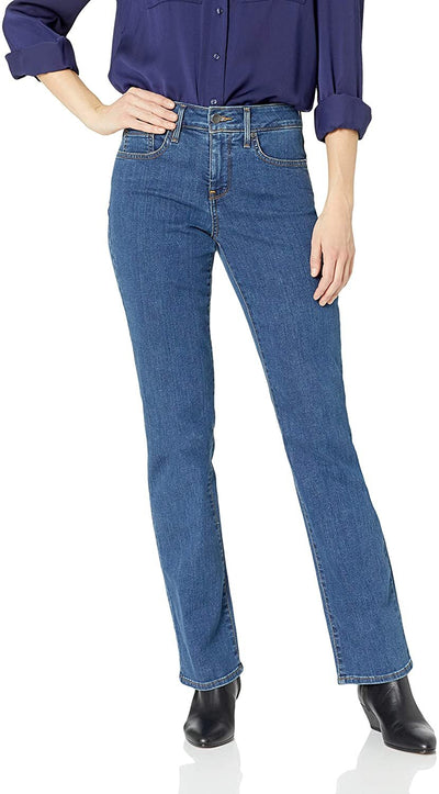 NYDJ Women's Marilyn Straight Leg Denim Jeans