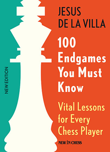 100 Endgames You Must Know av Jesus de la Villa Garcia