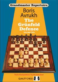 GM Rep 9: The Grunfeld Defence Volume Two av Boris Avrukh