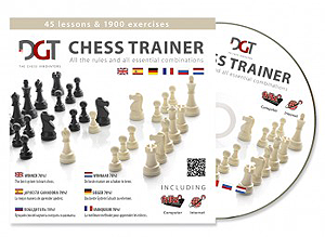 DGT Chess Trainer CD