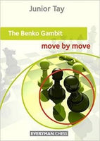 The Benko Gambit: Move by Move av Junior Tay