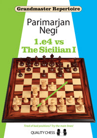 GM Rep: 1. e4 vs The Sicilian I av Negi