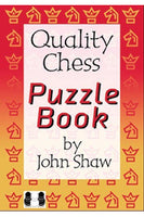 The Quality Chess Puzzle Book av John Shaw