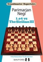 GM Rep: 1.e4 vs The Sicilian III av Parimarjan Negi