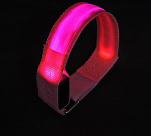 Adjustable Arm/Leg Warning Wristband ~ 6 Colors - Deluxe Riders